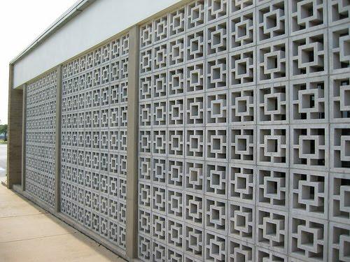 De robuuste blokken van het type Patio 30x30x10cm